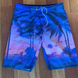 Boys Brooksfield board shorts